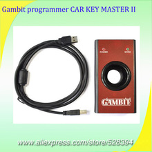 Buy Auto Transponder Chip programmer Gambit programmer CAR KEY MASTER II DHL EMS Fast Delivery Reasonable Fee for $45.47 in AliExpress store