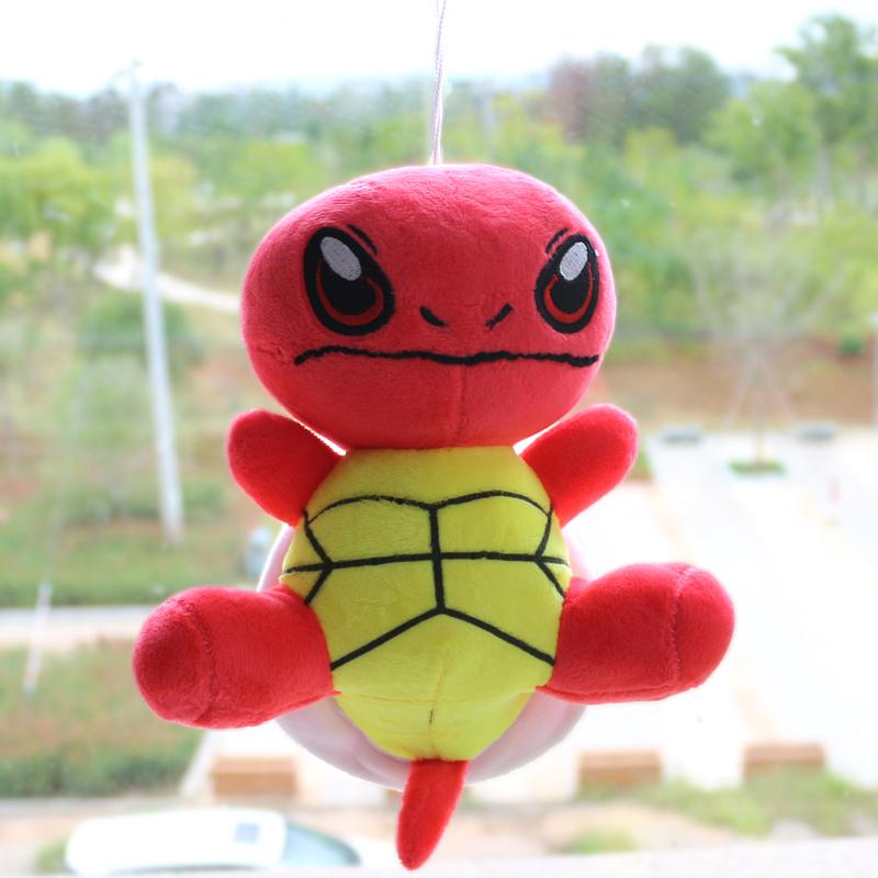 New kawaii Turtle Pokemon Plush Toys Soft Stuffed Animal Doll Toy Gifts for Kids Tortoise Stuffed&Plush Animal Toys for Children(China (Mainland))