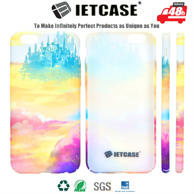 China Bulk 3D Custom Printed PC 5.5 inch Mobile Phone Case for iPhone 6S Plus,Cheap Fancy Cell Phone Cases for Apple(China (Mainland))