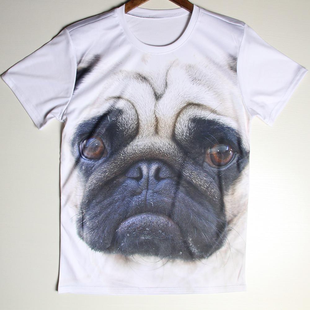 كلب الصلصال 3d جرو الرجل قمصان الرجال ر-- دنة قميص الرجل التي شيرت يا الرقبة القرش lol بارد لعبة البرية النوويالمحملات قمم رخيصة(China (Mainland))