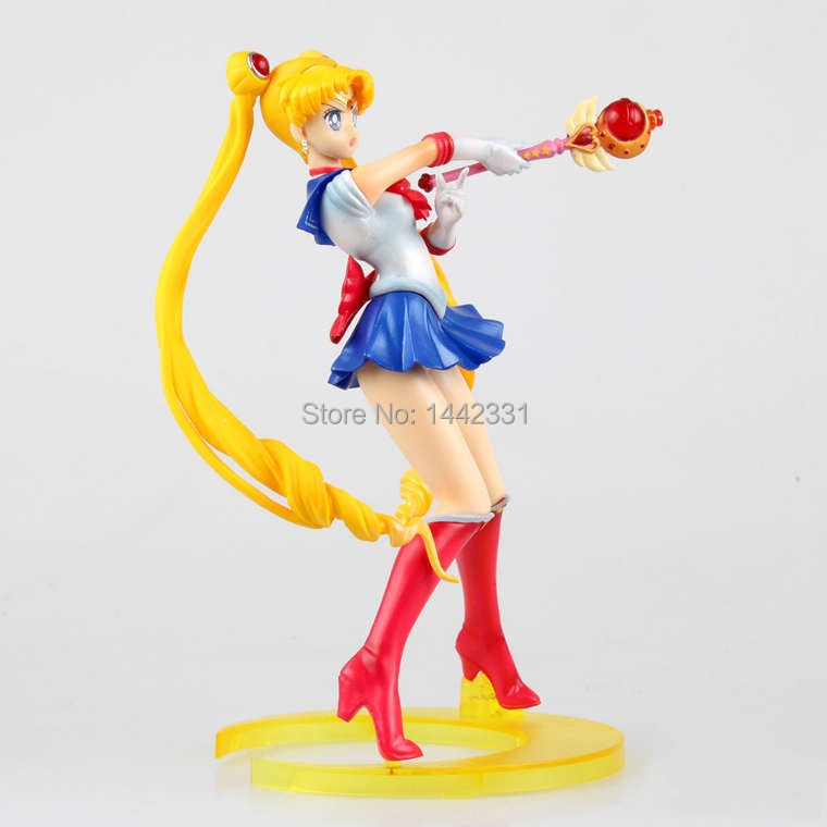 21cm SHF Sailor Moon Tamashi Nations Toys PVC Anime Action Figure Limited Collection Free Shipping(China (Mainland))
