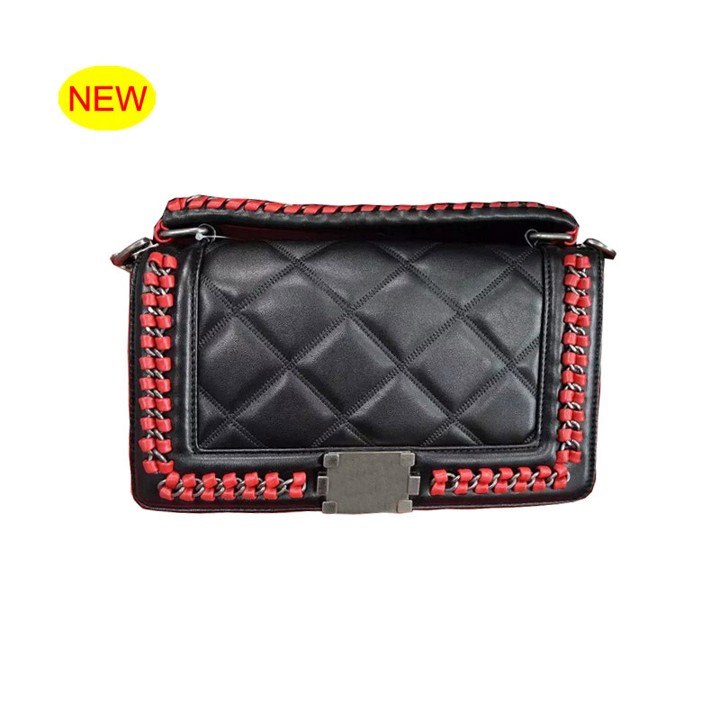 new women leather handbags famous brands bags women chain handle bag Latest Messenger Bag Mixed color to match the new model(China (Mainland))