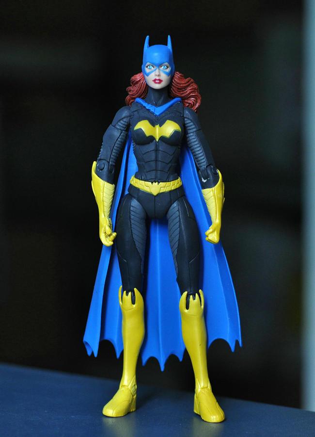 DC Direct Batman Suer Hero Batgirl Loose ACTION FIGURE ZX306(China (Mainland))