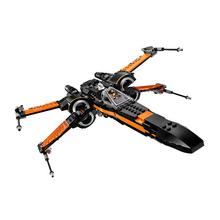 LELE LEPIN 748 Stücke Star Wars Erste Auftrag Poe der x-wing Fighter Bausteine Kompatibel mit LEGO STAR WARS Spielzeug 05004 79209(China (Mainland))