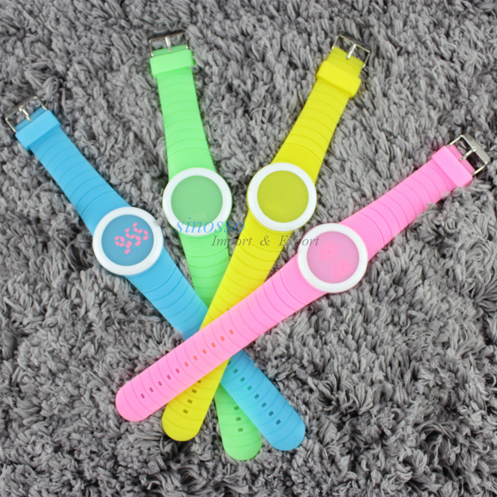 Free Shipping Wristwatches Blue Watches Discounts Watch Female and Sale Men Digital Watch