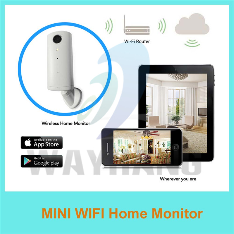 Free Shipping 10pcs Low Cost Wifi Wireless Webcams Wireless Ip Camera With Night Vision Free Live Streaming Video JH08(China (Mainland))
