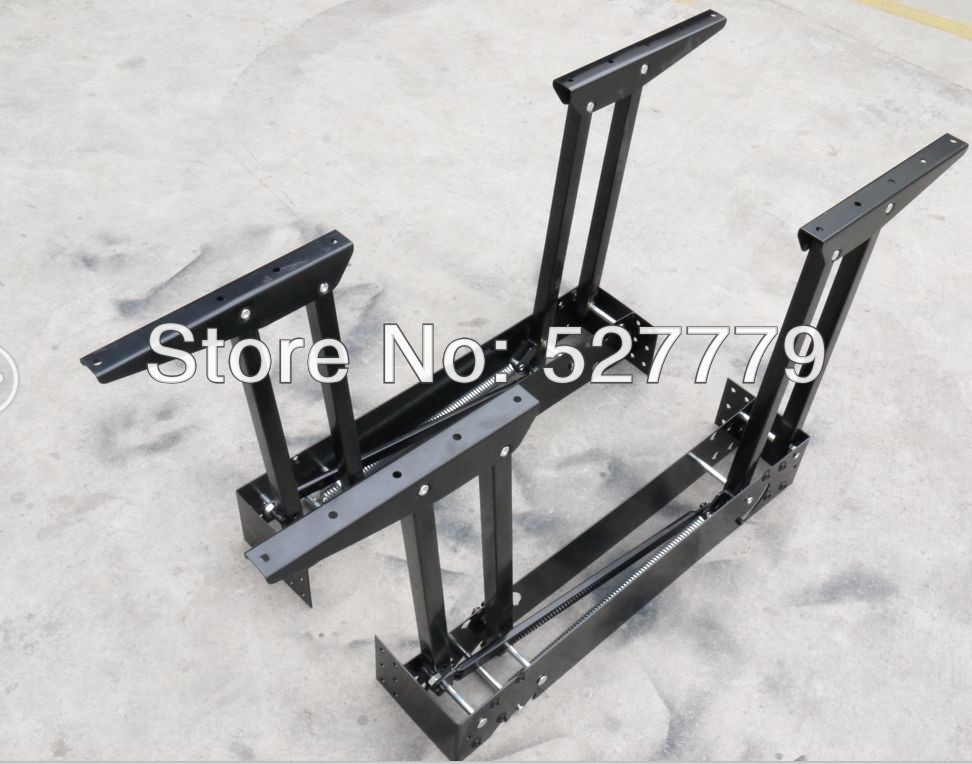 New folding and extendable dining table parts frame T01(China (Mainland))