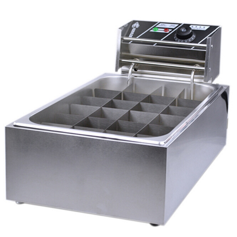cooking in water machine
