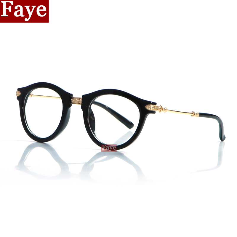 Hot selling vintage plain glasses women fashion high quality brand designer men eyeglasses oculos de grau S260(China (Mainland))