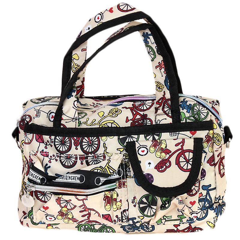 Fashion Women Holiday Style Waterproof Crossbody Shoulder Bag Tote Washable Large Handbag Luggage Bags #641894<br><br>Aliexpress