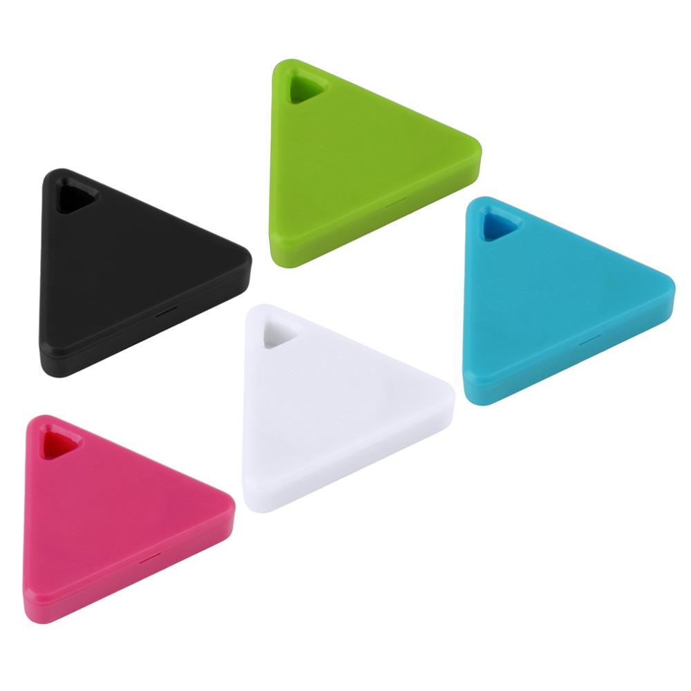 New Mini Triangle Smart Tag Wireless Bluetooth 4.0 Tracker Kid Child Bag Wallet Key Pet Dog GPS Locator Alarm Anti-lost Keychain<br><br>Aliexpress