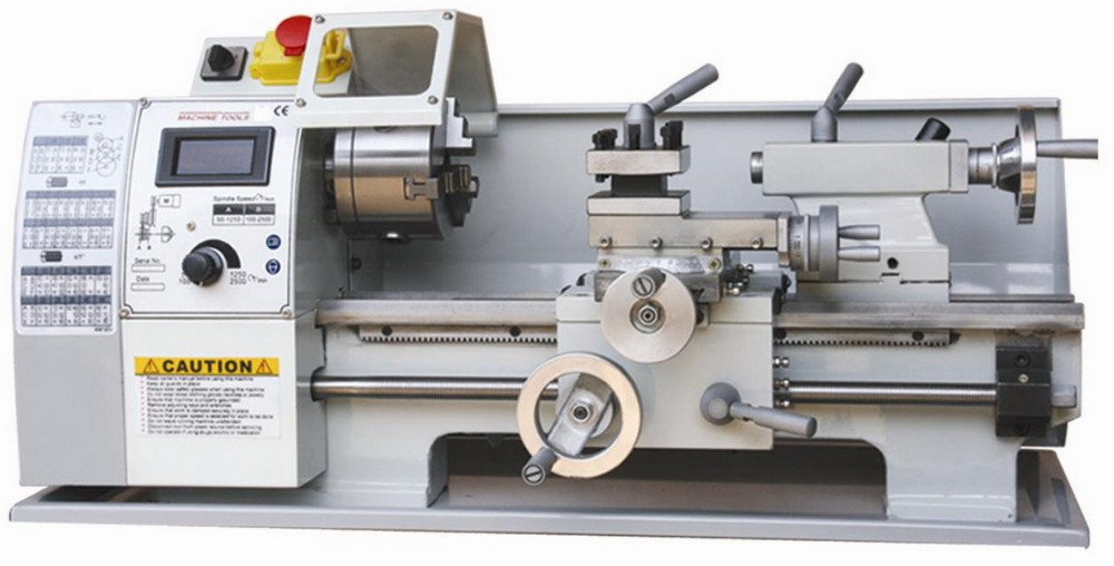 Rrp 0762 180x400mm Mini Bench Lathe In Lathe From Industry Business On