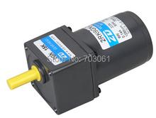 Buy 6W 60mm AC reversible gear motors 220V AC reversible motors Micro AC motors ratio 3-9 for $36.80 in AliExpress store