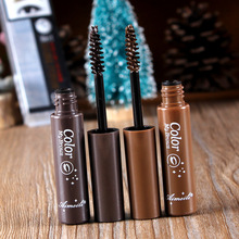 Angel Mask Stylenanda My Brown Natural Eyebrow Dye Cream Makeup Brush Waterproof Durable 3 Colors Eyebrow Gel Enhancer 2015