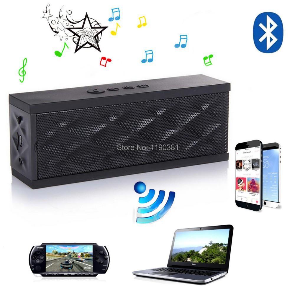 50pcs/lot Bluetooth Speaker Box Style TF USB FM Wireless Portable HandsFree Music Sound Box Subwoofer Loudspeakers with Mic(China (Mainland))