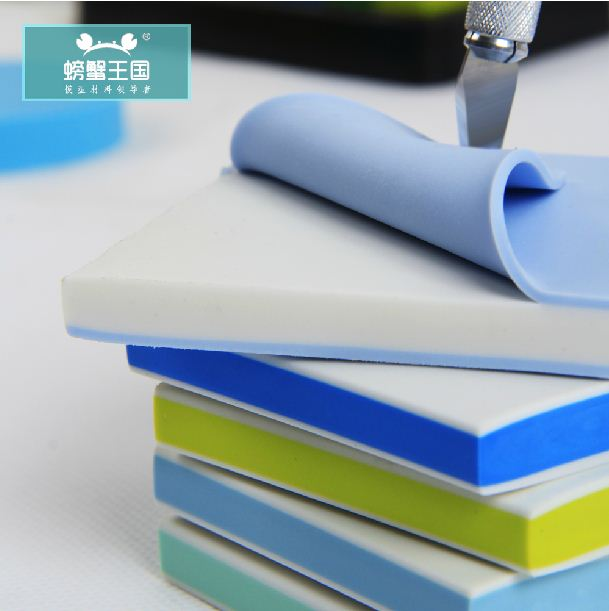 Rubber Stamp Material 12colors Clear Stamps 10cm6cm0
