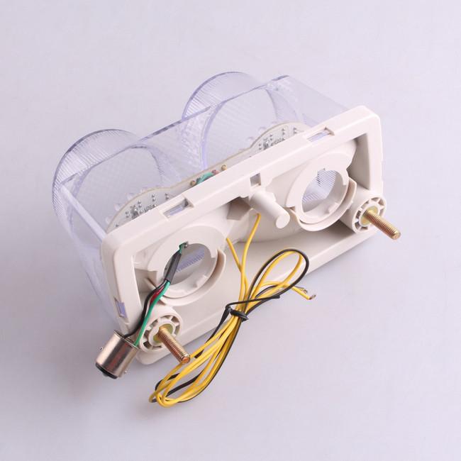Купить Для YAMAHA YZF R1 1998 1999 СВЕТОДИОДНЫЕ Задние Хвост Фонаря Сигнала Поворота Лампы Интегрированный Ясно