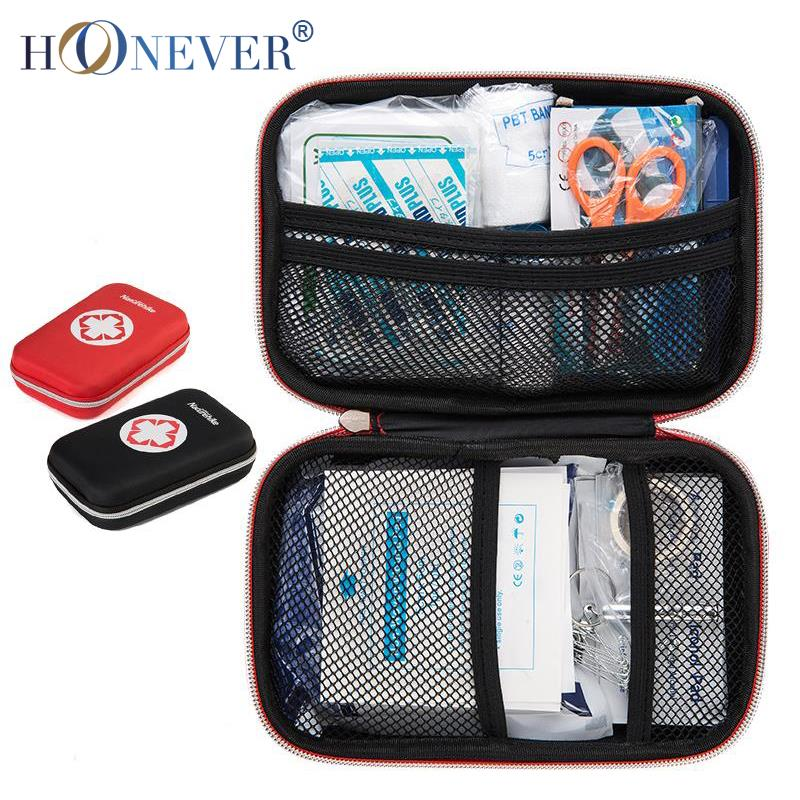 NatureHike Outdoor Survival First-aid Kit Package Portable Climbing Medikit Emergency Bag Disaster Dedicated(China (Mainland))