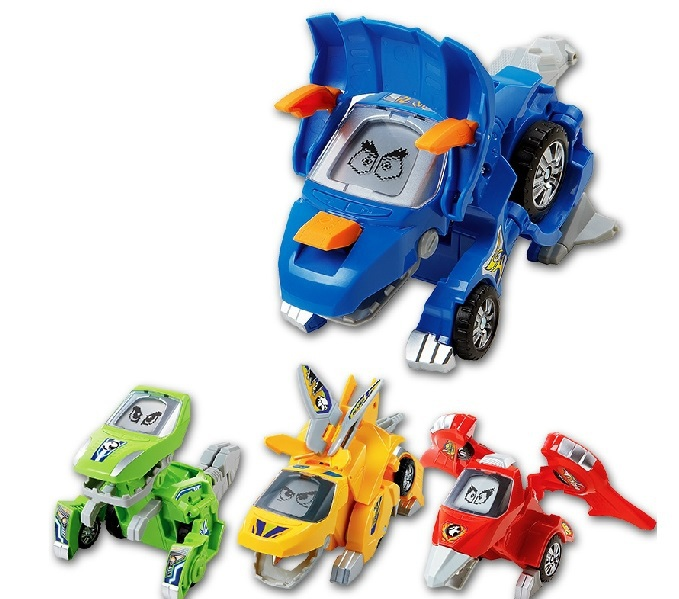 Toys For 8 : Children kids boys toy deformation dinosaur car