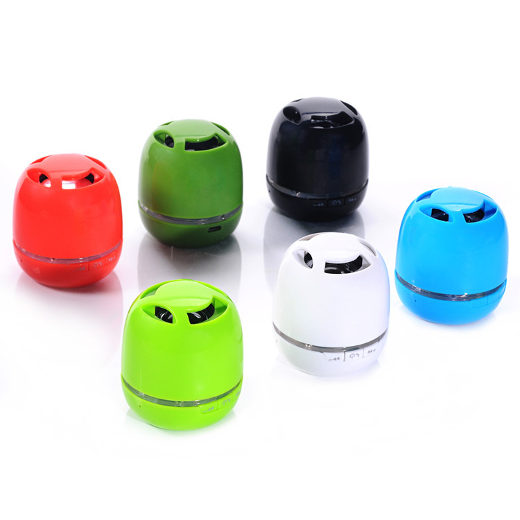 amplifier tube Thanks Egg mini bluetooth speaker Shipping from shenzhen to USA(China (Mainland))