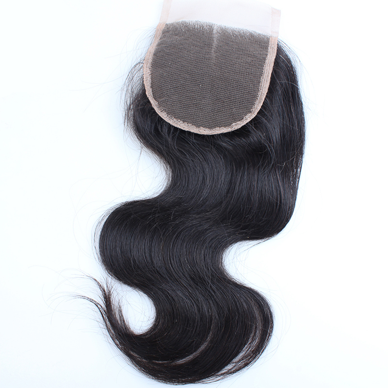 Remy Queen Hair Products Indian Virgin Hair Body Wave With Lace Closure Indian Body Wave With Closure Human Hair Weave Bundles