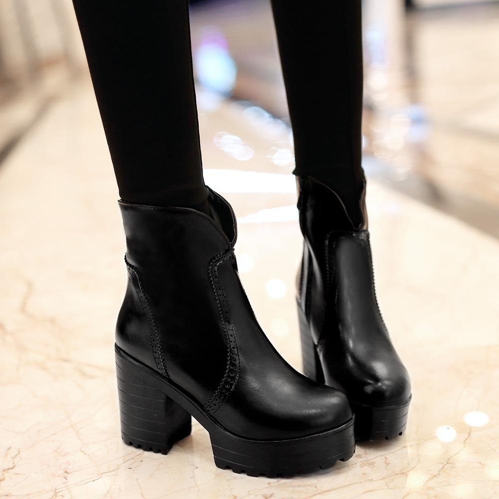 Женские ботинки : 34/39