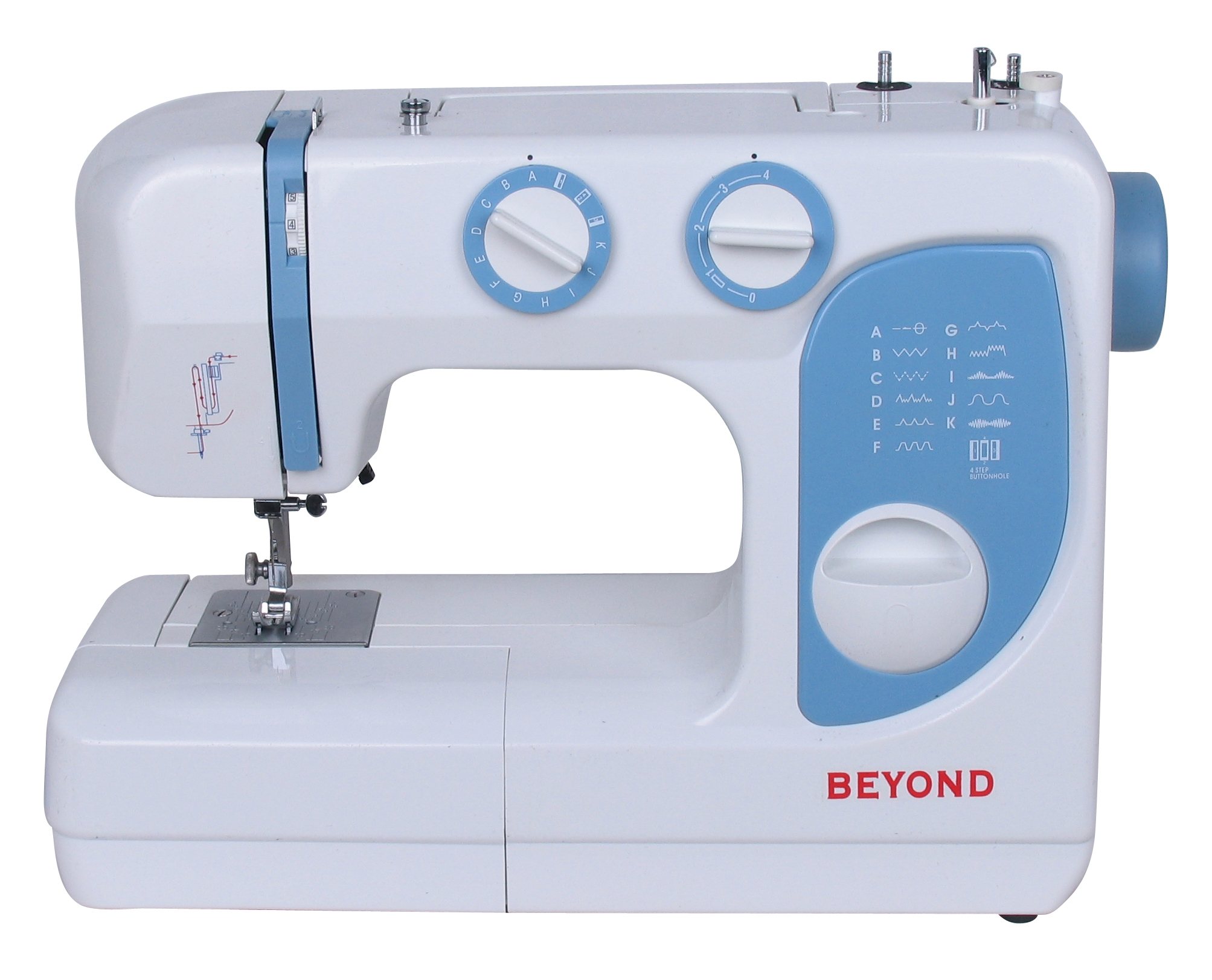 Dragonfly multifunctional electric sewing machine ...