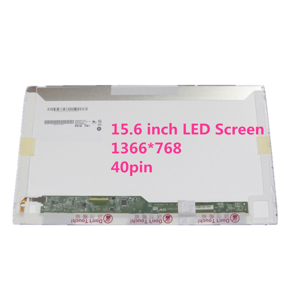 15.6'' Laptop lcd led screen For Toshiba Satellite C650 C660 C660D L500 L500D L450D L650 Display Panel(China (Mainland))
