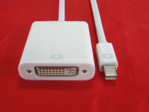 Mini DisplayPort DP Male Source to DVI Single Sink Monitor Video Cable(China (Mainland))