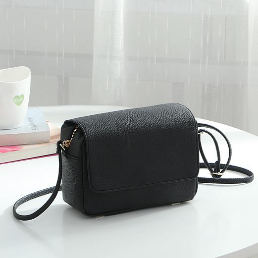 2015 for hm small square bag brief women's clamshell handbag cross-body shoulder bag women messenger bags free shopping(China (Mainland))