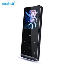 Bluetooth MP4 Player 8gb Touch Key Multi-language Voice Recorder MP4 Video Digital MP3 Player Mini Anti-scratch Music Player(China)