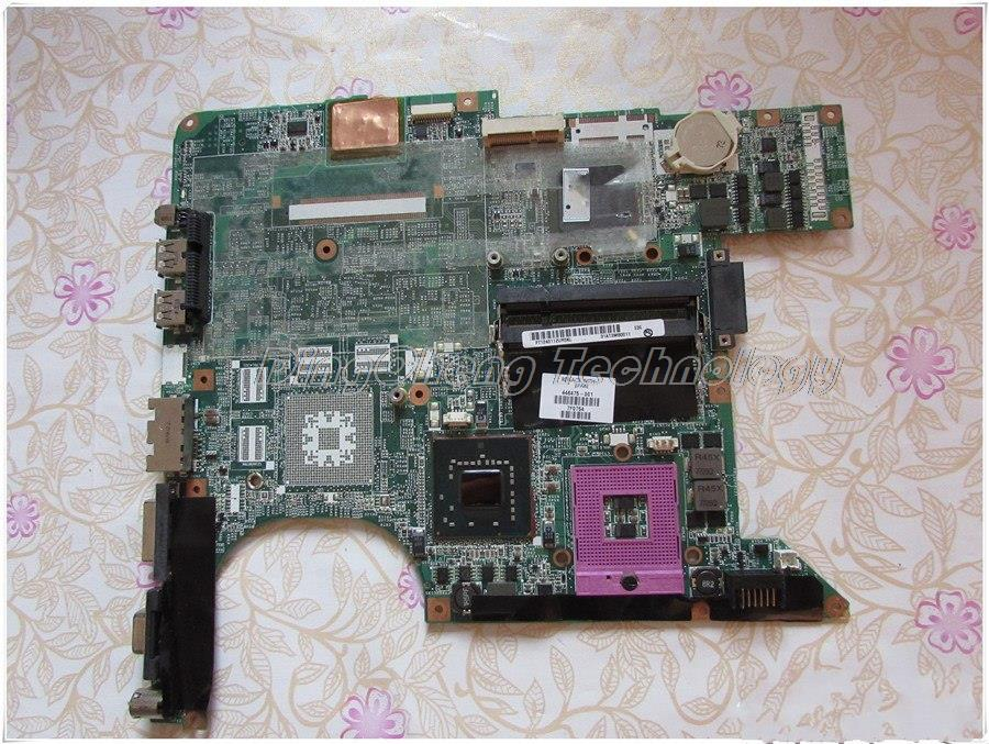 45 days Warranty laptop Motherboard For hp Pavilion DV6000 446475-001 for intel cpu with integrated graphic card 100% tested(China (Mainland))
