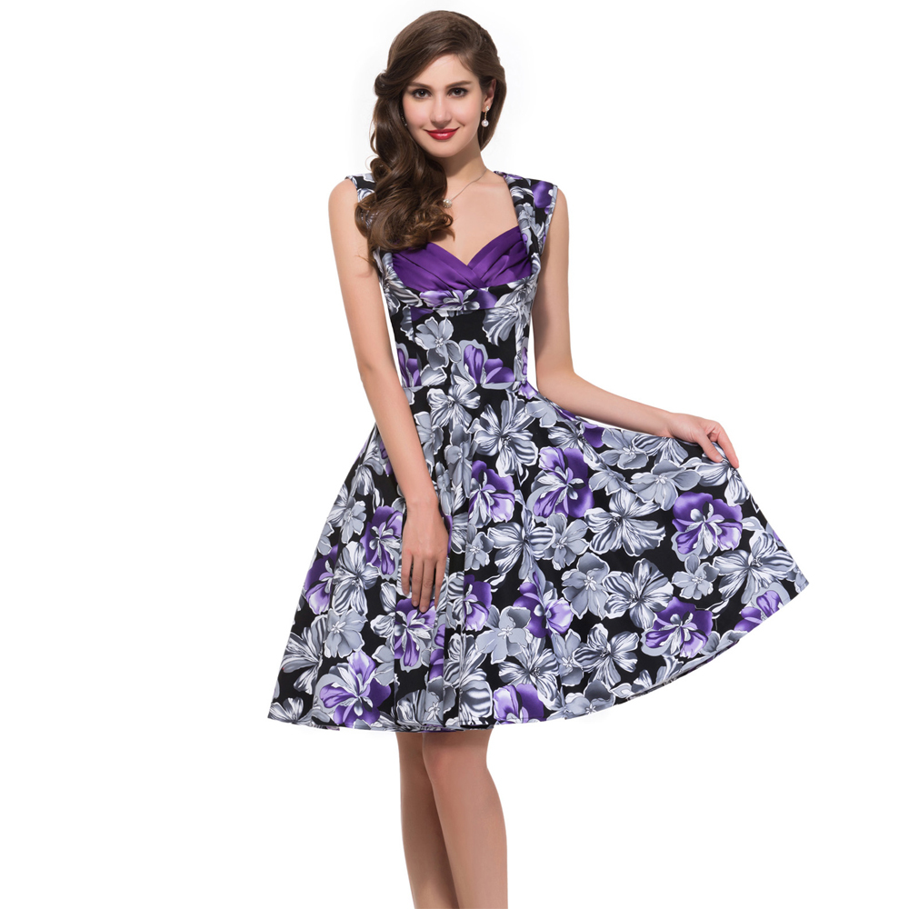 Plus length 60s dresses | @PRO FASHION STYLE