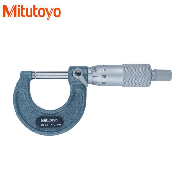 Free shipping Micrometer outside micrometer 0-25mm/103-137/ 0.01 mm 100% real product<br><br>Aliexpress