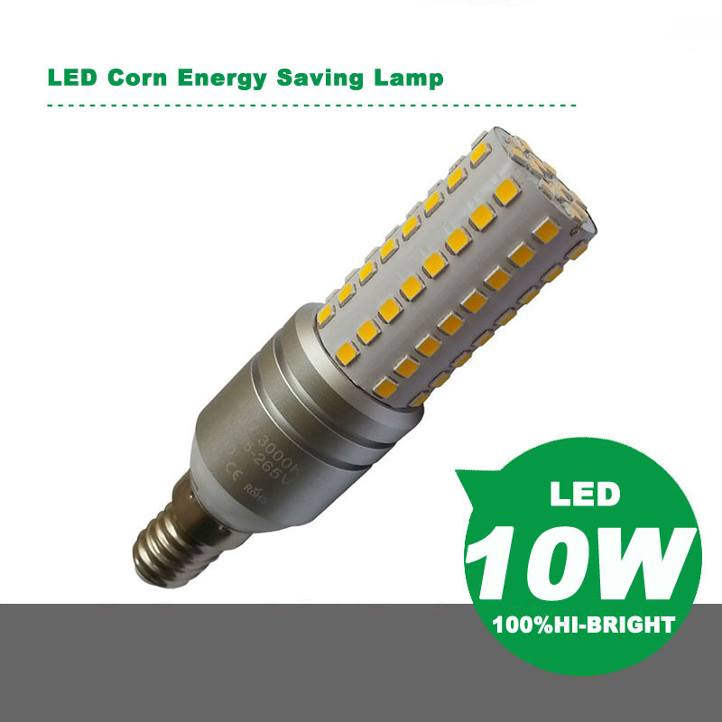 e14 led corn energy saving lamp energy saving bulb 10w ac85 265v cool white natural white. Black Bedroom Furniture Sets. Home Design Ideas