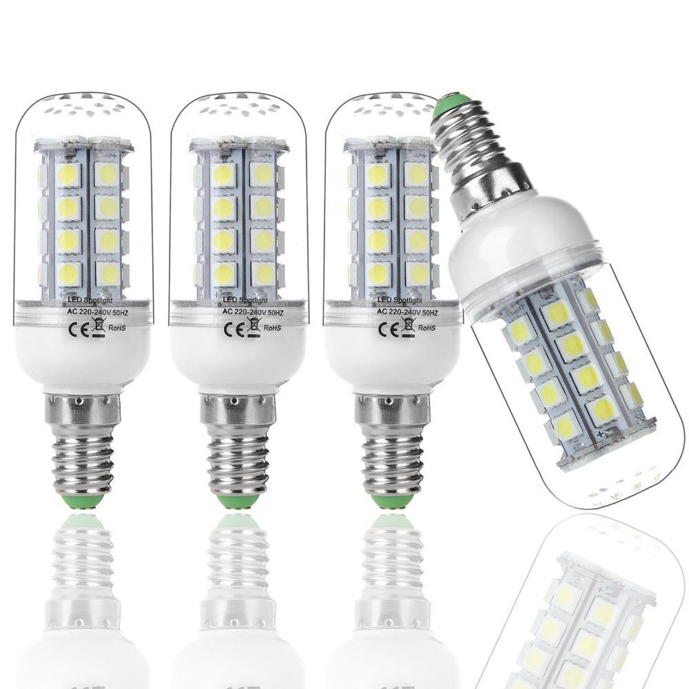e14 36 5050smd 220v 6w ampoule led spotlight led lampe. Black Bedroom Furniture Sets. Home Design Ideas