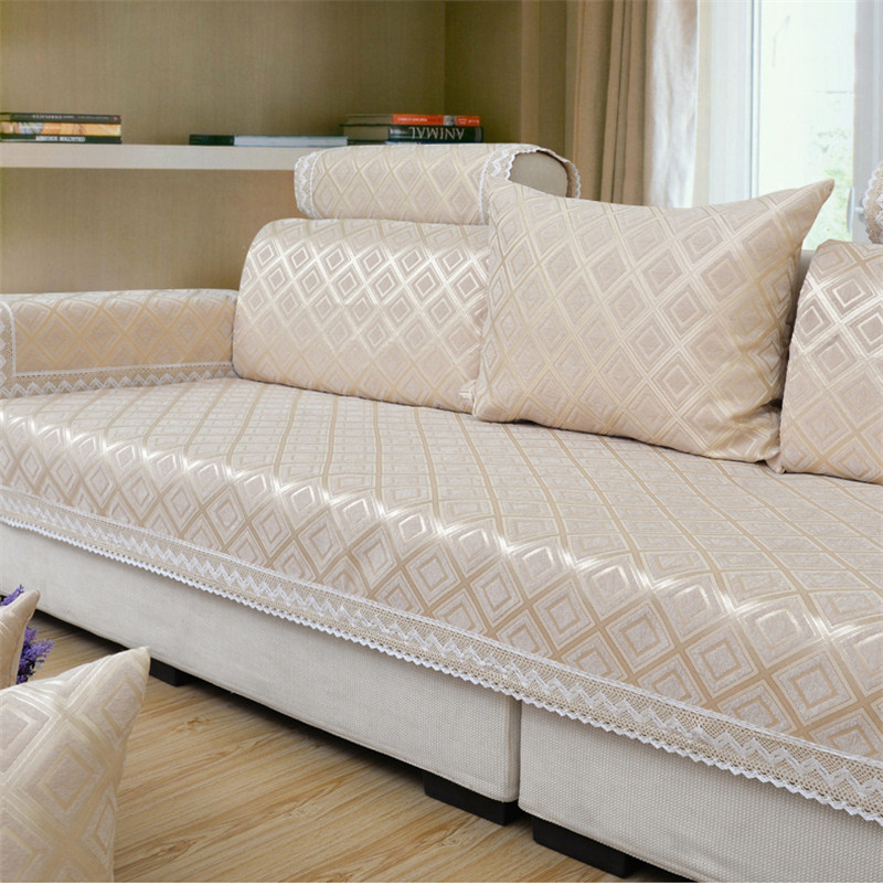 Furniture Weave Reviews Online Shopping Furniture Weave  : Modern Brief Plaid Sofa Covers Chenille Jacquard Fabric Cover on Sofas Flocked Cushion on Couch Universal from www.aliexpress.com size 800 x 802 jpeg 192kB