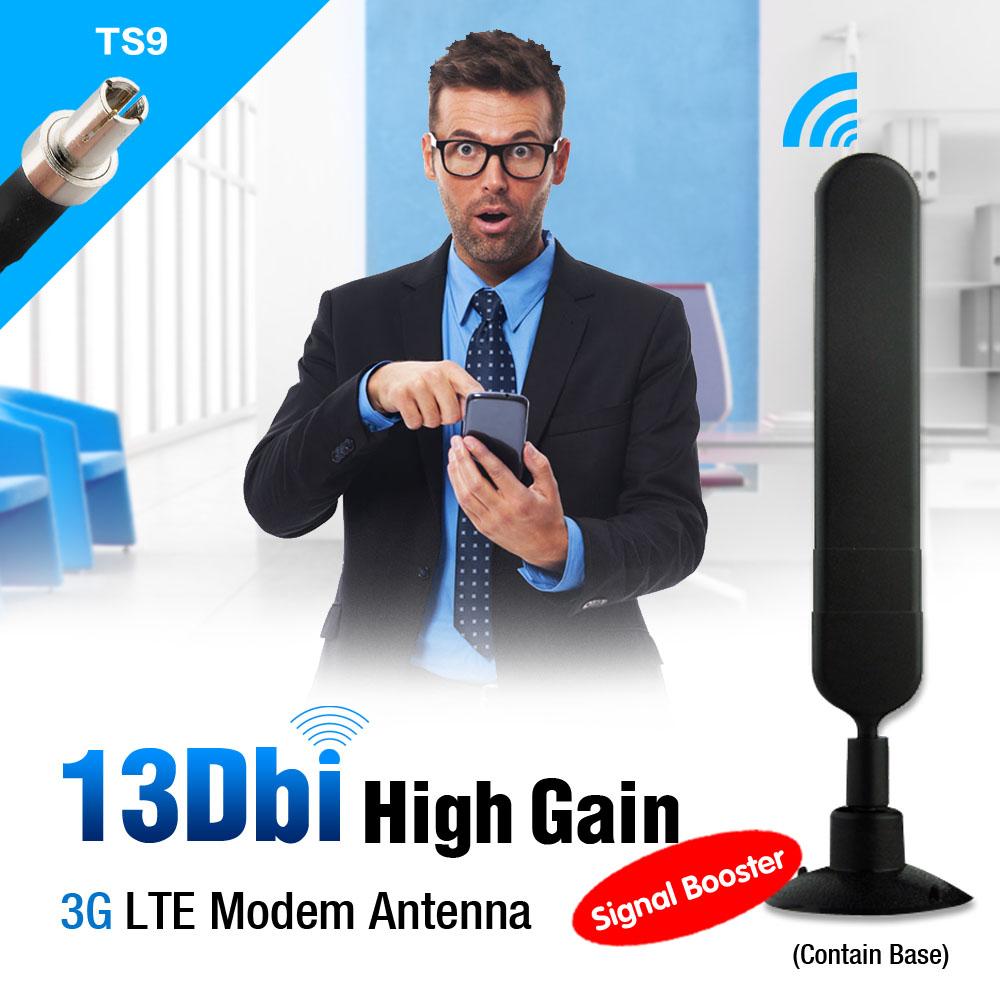 3G Antenna 12dbi TS9 Male 3g antenna 12dbi ts9 male for sierra wireless pcmcia card ac503 ac504(China (Mainland))