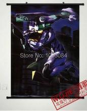 Home Decor Wall Scroll Poster Neon Genesis Evangelion EVA-01 Test Type Bandai
