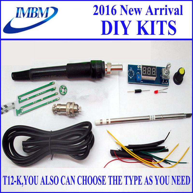 digital soldering iron station temperature controller kits for hakko t12 handle diy kits. Black Bedroom Furniture Sets. Home Design Ideas