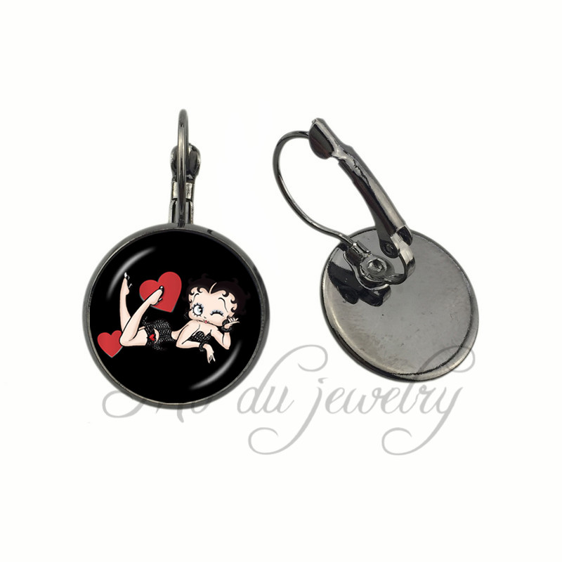 Online Buy Wholesale Betty Boop Earrings From China Betty