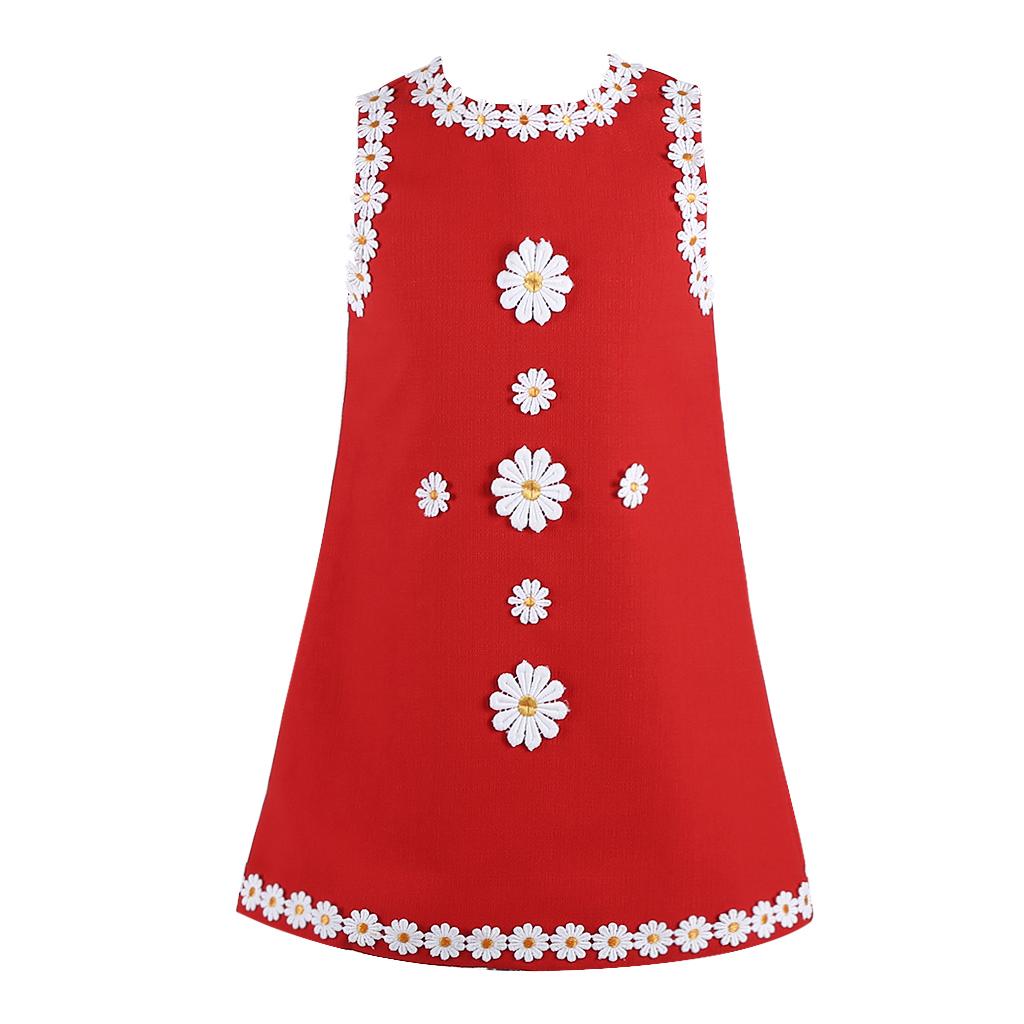 Popular 2016 Brand Designer Girl Dress-Buy Cheap 2016 Brand ...