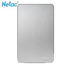 Netac k330 usb3.0 external hard disk drive 500 gb 1 tb 2 tb  Hdd custodia metallica hd hard disk dispositivi di archiviazione con vendita al dettaglio  Imballaggio(China (Mainland))
