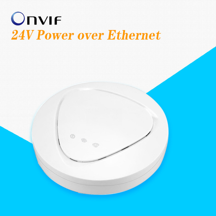 300Mbs Wireless Wifi AP Ceiling WIFI Indoor Access Point Repeater Wireless Hotspots Coverage 128MB SDRAM(China (Mainland))