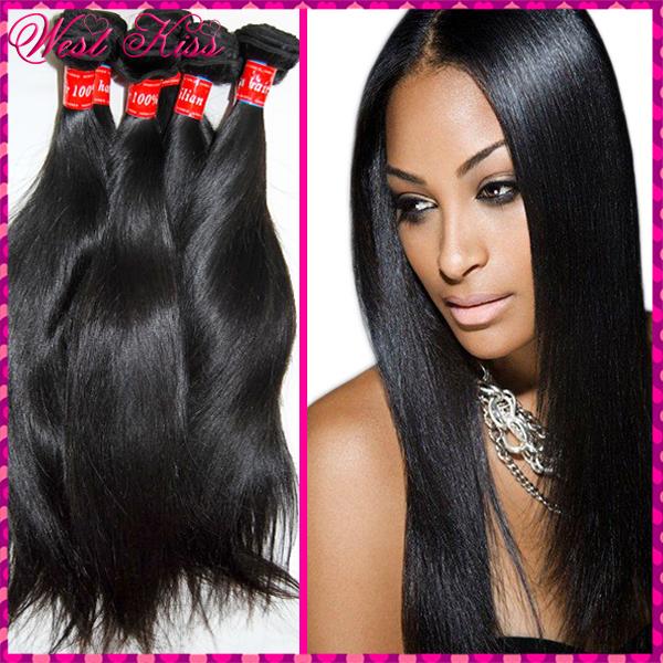 Special 7A natural Virgin human hair Eurasian straight weave 3pcs/lot(300g) no Tangle Flawless bundles On Sale(China (Mainland))