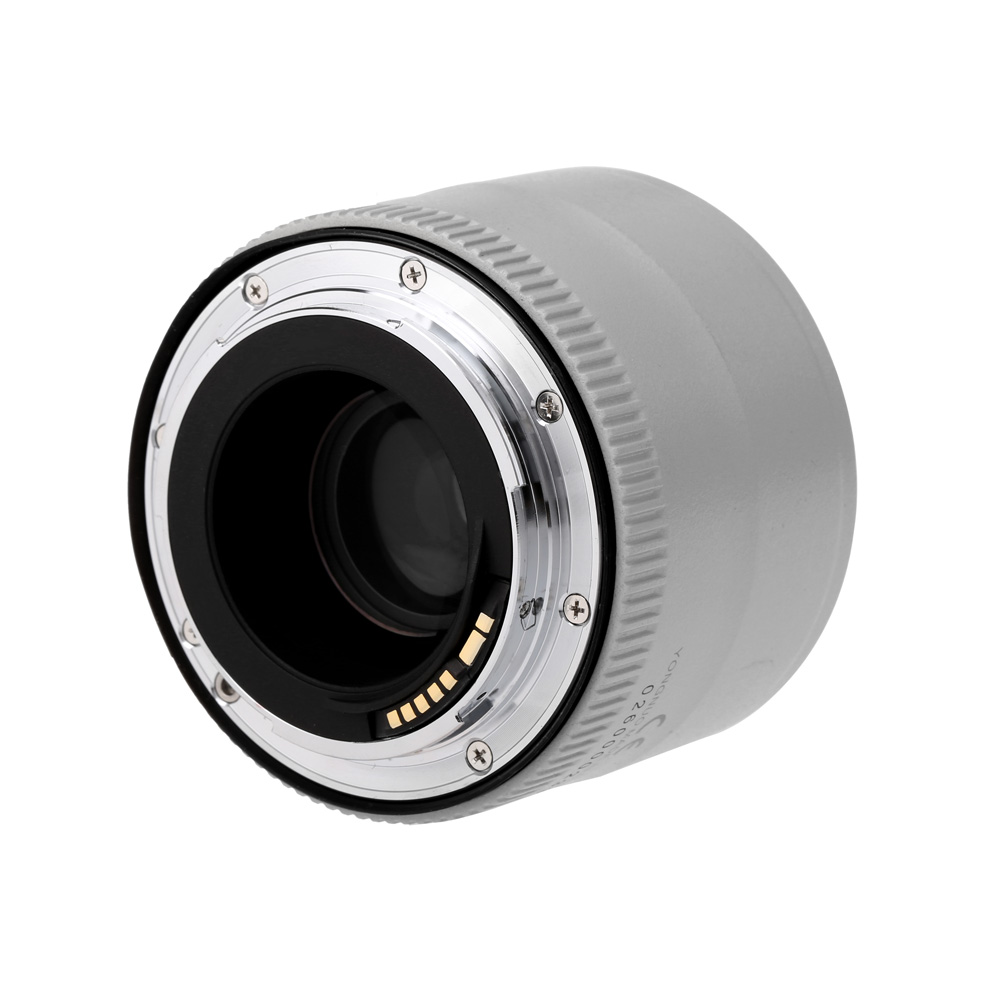 Original Yongnuo YN-2.0X III PRO 2x Teleconverter Extender Auto Focus Mount Lens Camera Lens for CAN EOS EF Lens(China (Mainland))