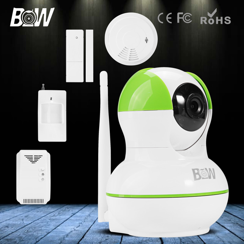 BW Free Shipping P2P Plug Play Mini IP Camera HD 720P Wireless Wifi Night Vision Camcorder Video Recorder Support iOS,Android