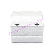 3D printer 4pcs lot SCS10UU Linear ball bearings slide block bushing for 10mm linear shaft guide