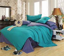 2015 New luxury Bedding Set Fashion Bed Linen Sheet / Duvet Cover / Pillowcase Winter Cotton 4 Pcs,Free shipping.(China (Mainland))