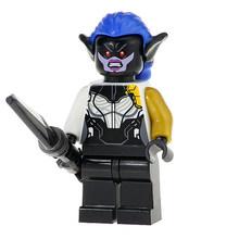 LegoINGlys Infinito Guerra Thanos Maravilha Batman Action Figure Legends Spiderman Ironman Deadpool Playmobil Brinquedos de Blocos de Construção(China)
